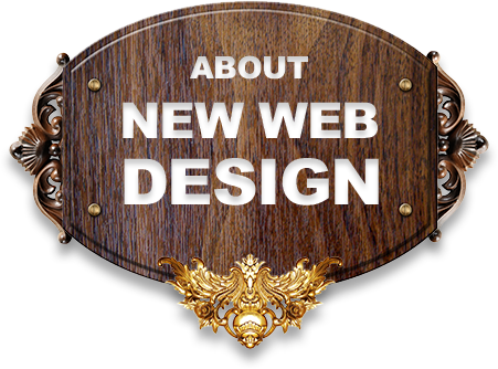 ABOUT NEW WEB DESIGN