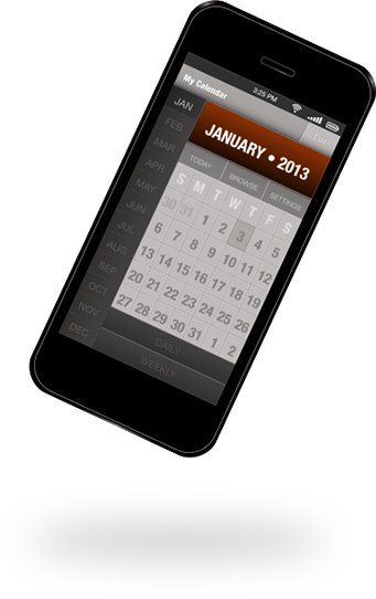 Calendar & Event Apps Coding