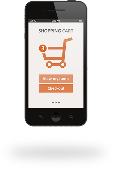 E-Commerce Shopping Cart App
