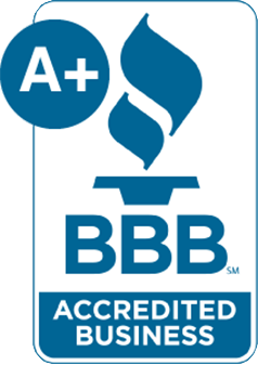 BBB A+ Acredited Business